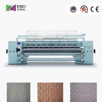 Quality 128 3 CNC Multi Needle Quilting Machine For Bedding Environmental Protection for sale
