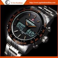 Quality Hotsale Men's Watch Extreme Sports Watch Casual Watch for Man Quartz Watch Stainless Steel for sale
