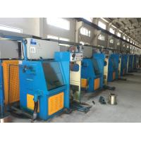 Quality 2500mpm High Speed Wire Drawing Equipment With PID Synchronous Control Spool for sale