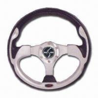 Quality Steering Wheel, Comes in Various Finishes, Crafted from Finest and Most Rugged Materials for sale