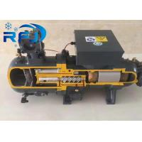Quality Hanbell RC2 Screw Refrigeration Evaporator Semi Hermetic Compressor For Chillers RC2-200B for sale