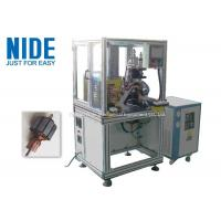 China 800kg Armature Coil Winding Machine For Motor Armature Rotor Commutator Hot Stacking on sale