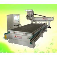 Quality four head 1325 cnc wood router machine for engraving kinds of wood panel for sale