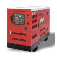 Quality Silent 11KVA Small Diesel Generator , One Phase 8kva ATS3200T for sale