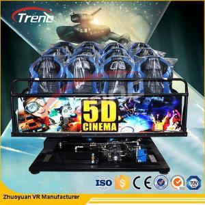 Quality 5D Cinema Equipment 70 PCS 5D Movies + 7 PCS 7D Shooting Games for sale