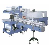 China ST-6030AH+SM-6040 Auto (PE) Tidy & Shrink Packager on sale