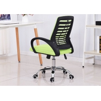 Quality Medium Back Computer Task Swivel Comfortable Mesh Office Chair for sale