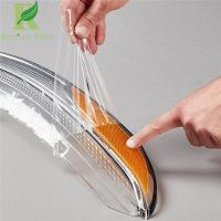 Quality 0.02-0.20mm Clear Transparent Adhesive PE Protective Film for Injection Mould for sale