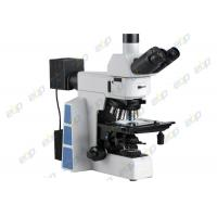 Quality Upright Metallurgical Microscope With Dark / Bright Field Observe Function for sale