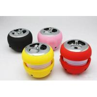 Quality apple shape hamburger mini speaker for sale