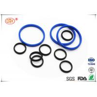 Quality Bouncy Rubber O Rings Flat Washers / Gaskets 30 Degree - 90 Degree Hardness for sale