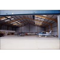 Quality Easy Expansion Aircraft Hangar Buildings for sale