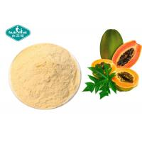 Quality Dried Papaya Pawpaw Fruit And Vegetable Powder Included Natural Vitamin A In Beverage for sale