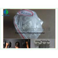 Halotestin Fluoxymesterone Steroid Androgen Drugs CAS 76-43-7 Halo For Male Hypogonadism