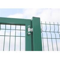 Quality weld mesh fence panels supplier for sale