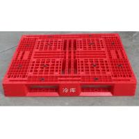 Quality Durable Cold Room Food Grade Storage Plastic Pallet With Steel Tube for sale