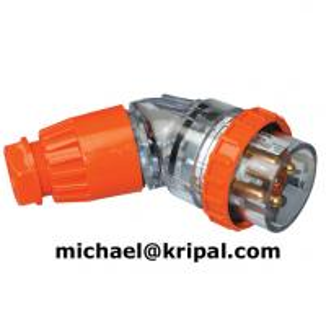 Quality Industrial plug Angled for Australian standard socket for sale