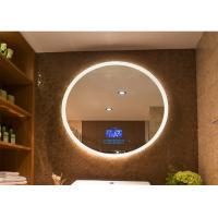 IP65 Waterproof Mirror Led Tv , Frameless Mirror TV With Android System