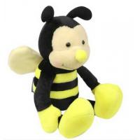 Quality High Quality Freeuni Customized Yellow Bee Stuffed Animal Of the plush toys for children for sale