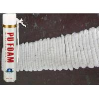 Quality 750ml Summer Type PU Foam Spray Cleaner / Spray Insulation Foam Can One-component for sale
