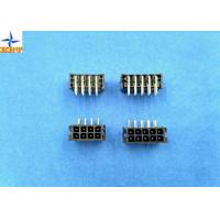 Quality Dual Row Wafer Connector with 3.0mm pitch for PCB Connector Micro-Fit Header Glow Wire Capable for sale