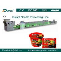 Quality Fried instant noodle making machine , industrial pasta extruder MACHINE for sale