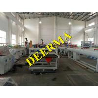 Quality Roof Tiles / Roofing Sheet Making Machine For PVC Hollow Roof Board for sale