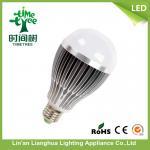 Quality Silver / Golden Aluminum Alloy Energy Saving LED Light Bulbs E14 , E26 CRI > 75 Ra for sale