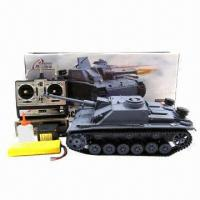 Quality 1/16 R/C Stug Ausf F/8 8 Series III Battle Tank with Sound and Smoke Functions for sale