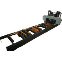 Large Horizontal Band Saw Wood Portable Sawmill For Sale