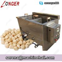 Quality 100kg/h Hazelnut Peanut Blanching Machine Almond Blancher for Sale Manufacturers for sale