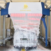 China 4.5 Minutes Foam Shampoo Wax Touchless Car Wash Manufacturers on sale