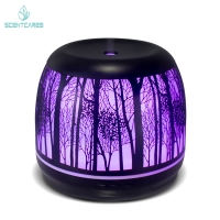 Quality Home Office 35ML/H 12W 500ml Spa Aromatherapy Diffuser for sale