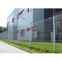 Quality H1.8M Welded Garden Fence , Security 358 Mesh Fencing Panels for sale