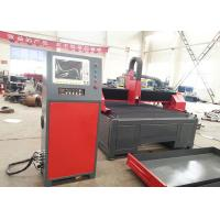 Quality High Definition Sheet Metal CNC Cutting Machine , 1 Torch CNC Plasma Cutter for sale