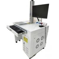 Quality Auto Part UV Laser Marking Machine Water Cooling With CE ISO FDA Certification for sale