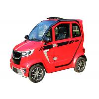 Quality 110V - 220V EV RWD Electric Four Wheeler Car for sale