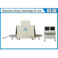 China UNIQSCAN Original X Ray Luggage Scanner Checking Machine SF8065 Tunnel Size on sale
