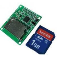 Quality integrated circuit-digital voice module--2-serial port module, voice module with SD, Musical Modules for sale