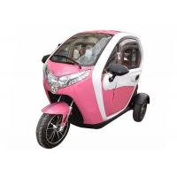 Quality Sightseeing 1500W RWD Enclosed Cabin Scooter for sale