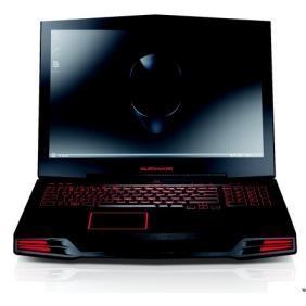 Quality Dell Alienware M17X Laptop for sale