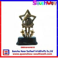 Quality Cheerleader Star Awards Trophy for sale
