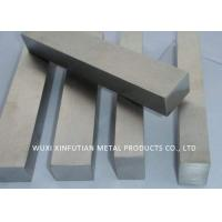 Quality UNS S32205 / S31803  Duplex Stainless Steel Square  Round Bar High Yield Strength for sale