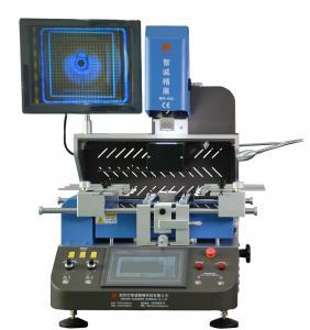 Quality wds650 Infrared BGA rework station soldering machine with reballing stencils brush Tweezers pen for sale