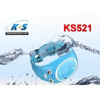 Quality MTK6260 Geo-fence Watch GPS Tracker 185*33*12.5mm CE / ROHS for sale