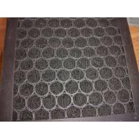 Quality Plastic Honeycomb  Activated Charcoal Filter Material  Removing Bad Air for sale