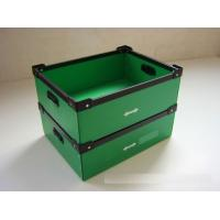 Quality High strength Corrugated Plastic Boxes for sale