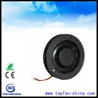 China High Proof Plastic Impeller DC Centrifugal Fan With PWM FG on sale