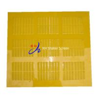 China Custom Polyurethane Screen Panels For Vibrating Screens In Mining Industry on sale