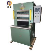 Buy PLC Control High performance Hydraulic Heat Press Machine With Two Opening 50T at wholesale prices